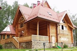 Термін експлуатації дерев'яного житлового будинку - як і чим збільшити тривалість 1