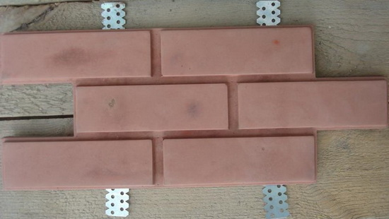 Фасадна плитка кріплення саморіз