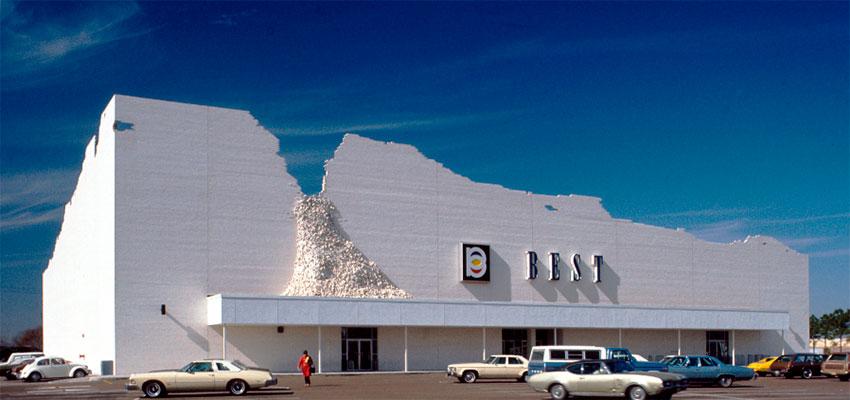 Фасады 70-х