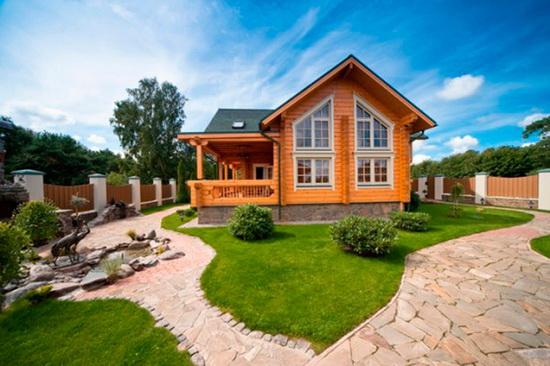 Термін експлуатації дерев'яного житлового будинку - як і чим збільшити тривалість 3