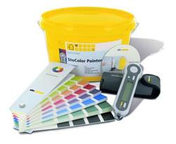 цветовая палитра StoColor System