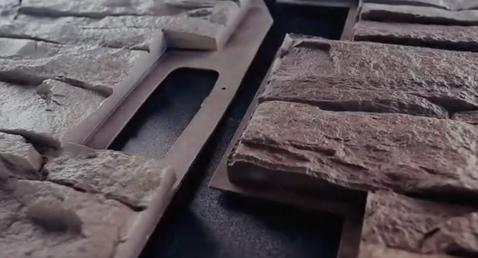 фасадні панелі під камінь
