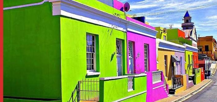 Цветовое решение фасада частного дома