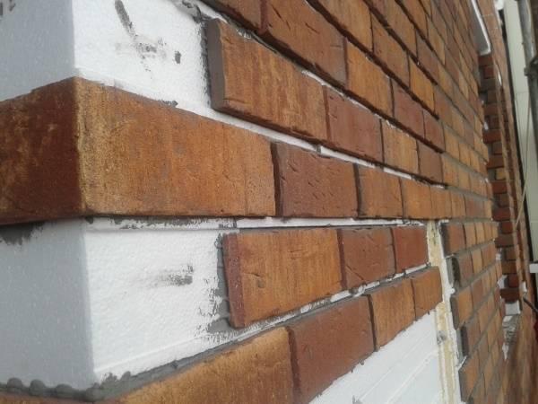 Установка клинкерной плитки на цемент