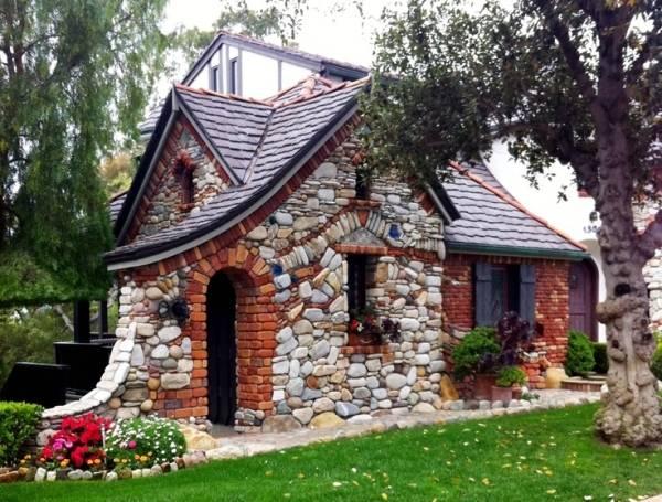 красивые одноэтажные дома, фото 4