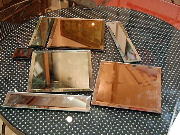 Дзеркальна плитка в інтер'єрі: 5 порад щодо застосування + фото
