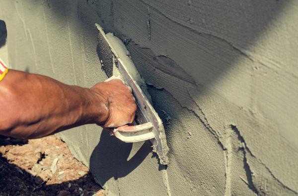 Цементно-вапняна штукатурка
