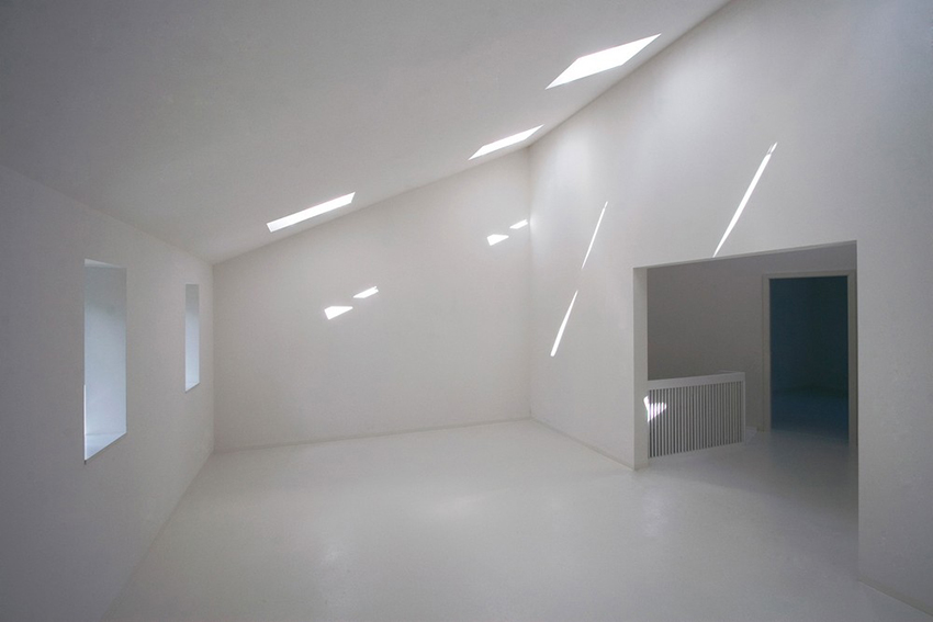 Schuppen House интерьер