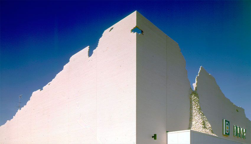 Уникальные фасады