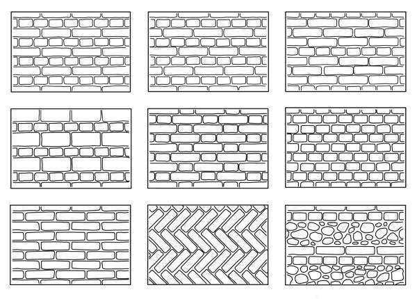 Облицовочный кирпич для фасада: показать варианты отделки и кладки