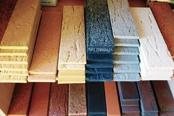 Клинкерная плитка под кирпич - варианты отделки