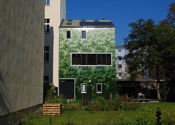 Зеленый фасад, Германия