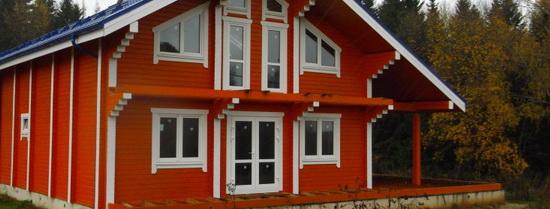 Термін експлуатації дерев'яного житлового будинку - як і чим збільшити тривалість 4