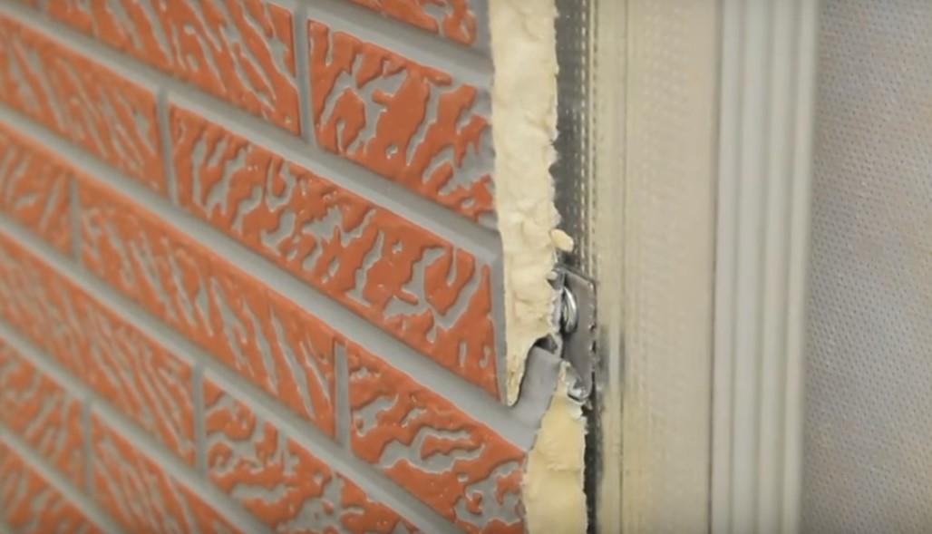 фасадні панелі з утеплювачем